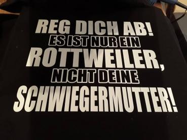 Reg Dich Ab